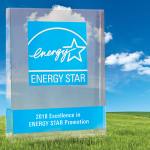 Northwest Energy Efficiency Council EARNS 2018 ENERGY STAR® AWARD FOR EXCELLENCE