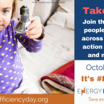 Take Action and Join us for Energy Efficiency Day on October 5